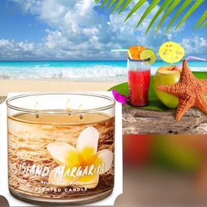"NEW ""Island Margarita"" Candle"
